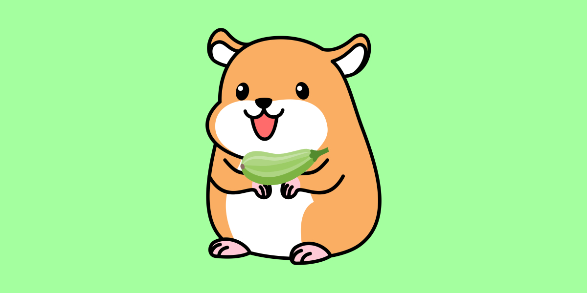 Can Hamsters Eat Zucchini