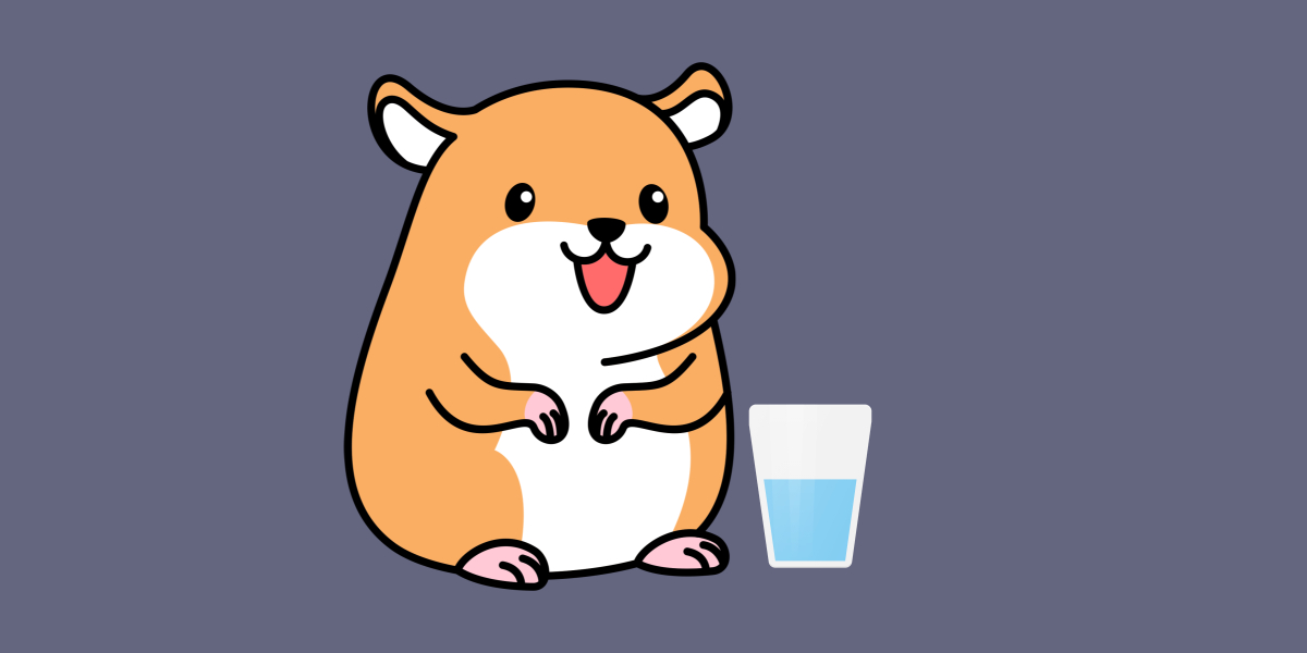 Do Hamsters Drink A Lot Of Water