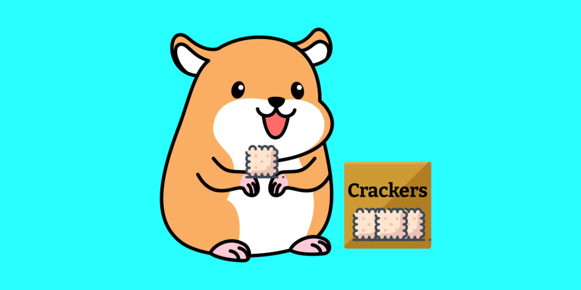 Can Hamsters Eat Crackers