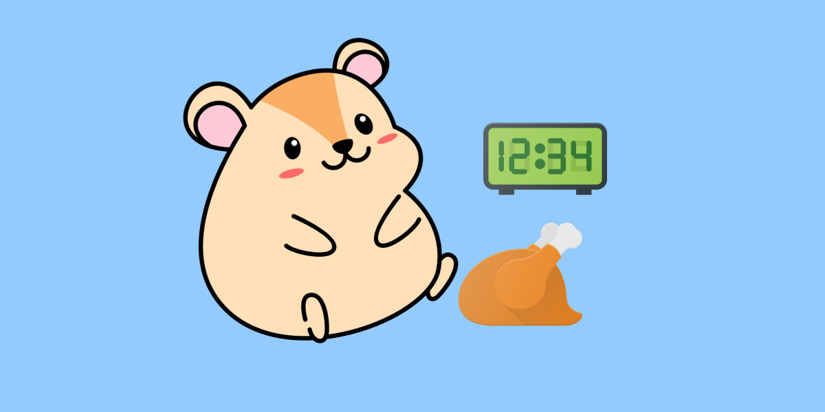 How Often Should You Feed Your Hamster
