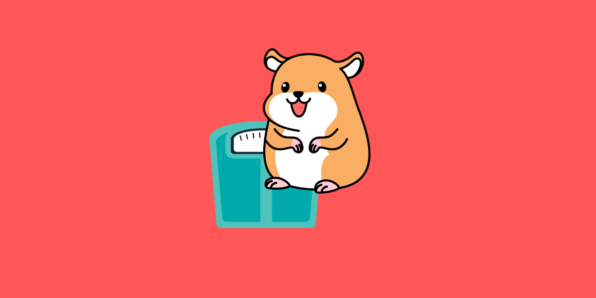 How Much Does A Hamster Weigh?